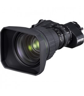 "Fujinon UA24X7.8BERD - UA Series 24x Zoom 2/3"" 4K UHD Portable Zoom Lens with 2x Extender"