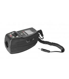 Manfrotto MN 521LX - Lanc Remote Control avec écran LCD pour Sony et Canon