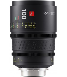 IBE optics 193000077900 - Raptor APO Cine Macro 100mm - feet