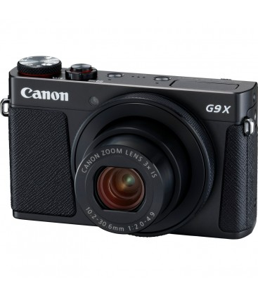 Canon 1717C002 - Powershot G9-X-Mark II - Black