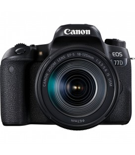 Canon 1892C004 - EOS-77D + 18-135mm IS USM