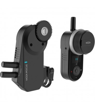 Moza MF01 - iFocus Lens Control Systems - Wireless Follow Focus Motor and Handunit for Air 2