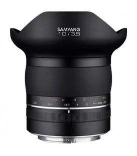 Samyang F1114101101 - Premium XP 10mm F3.5 Canon EF AE