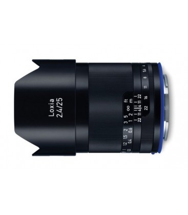Zeiss 2218-783 - Loxia 2.4/25 NEW, 52 mm, Mini