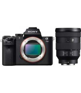 Sony ILCE7M2GBDI.EU - Alpha A7 Mark-II Set 24-105mm G