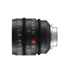 IBE optics 191800000301 - Raptor APO Cine Macro 60mm - meter