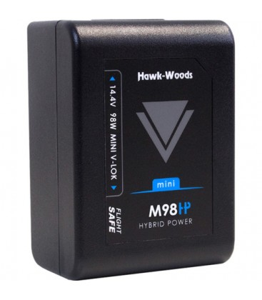 Hawkwoods VL-M98 - 14.4V 98Wh mini V-Lok Lithium-Ion Battery