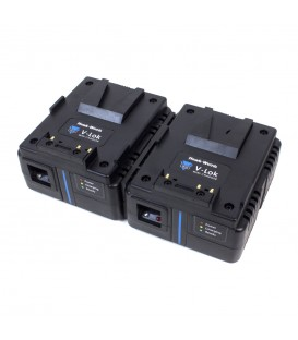 Hawkwoods VL-MX2 - Mini-VL 3A dual channel charger - simultaneous