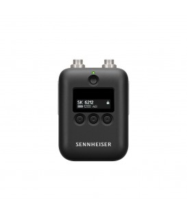 Sennheiser SK 6212 B1-B4 - Ultra-light, digital mini-bodypack, Black (630 - 718 MHz)