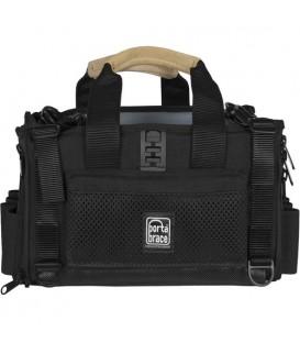 Portabrace AO-688S - Audio Organizer Bag for Sound Devices 688, Black