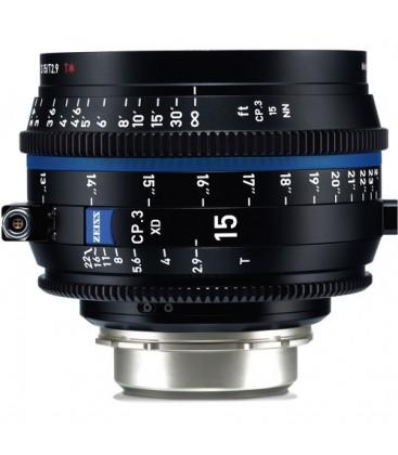 Zeiss 2246-658 - CP.3 Lenses - 5 Lens Set - XD eXtended Data