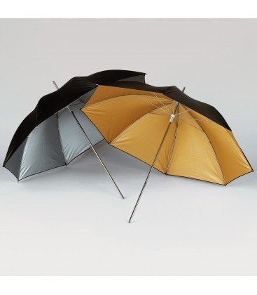 Kaiser K3043 - Reflector Umbrella, gold