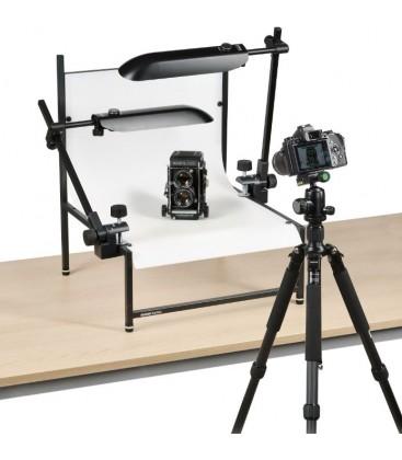 Kaiser K5985 - Table-Top-Studio digital LED 2 Shooting table with lighting device