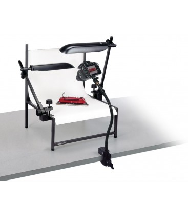 Kaiser K5986 - Table-Top Studio Digital LED Plus 2 shooting table with lighting device