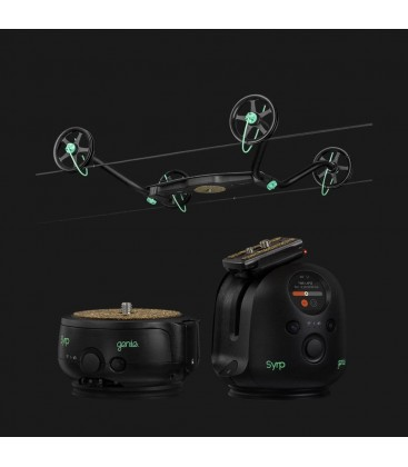 Syrp SY-KIT-0038 - Slingshot 3-Axis Cable Cam - Epic KIT 50m