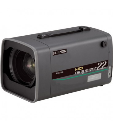 Fujinon XA22X7BESM-D8 - 25x studio lens, double focal length