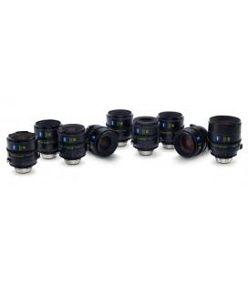 Zeiss 2329-587 - Supreme Prime PL Meter 9 lens Set