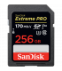 Sandisk SDSDXXY-256G-GN4IN - ExtremePro 170MB/s