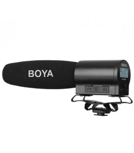 Boya BY-DMR7 - Shotgun Mic Recorder