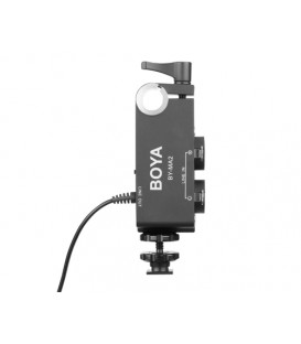 Boya BY-MA2 - XLR Audio Adapter