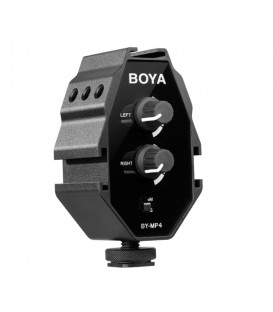 Boya BY-MP4 - 3.5mm Audio Adapter