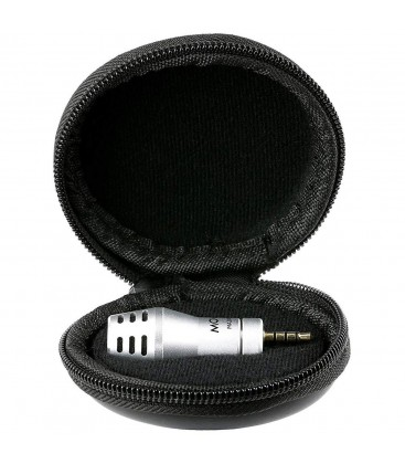 Boya BY-A100 - Plug-in mic for Smartphone, Ipad
