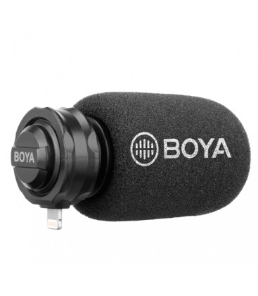 Boya BY-DM200 - Digital Plug-in Mic for iOS