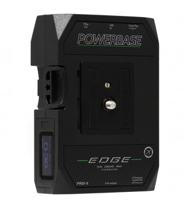 Core SWX CO-PB-EDGE - PowerBase EDGE Small Form Cine V-Mount Battery Pack