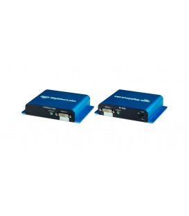 Kramer FV11D-3 - HighSecLabs Secure Isolator 1-Port Video DVI-I, PP 3.0
