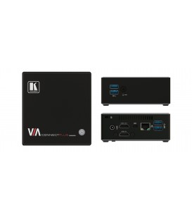 Kramer VIA CONNECT PLUS - Simultaneous Wired and Wireless Presentation and Collaboration Solution