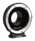Metabones MB_SPEF-M43-BT7 - Canon EF to Micro Four Thirds T Super16 0.58x (Black Matt)