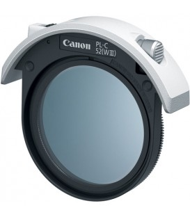 Canon 3050C001 - Drop-In Circular Polarizing Filter PL-C 52 (WIII)