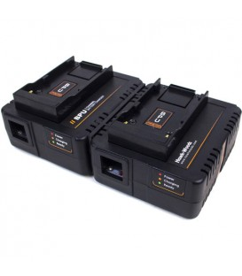 Hawkwoods BP-MX2 - BPU 2-Channel Fast Charger (16.8V) - 3A