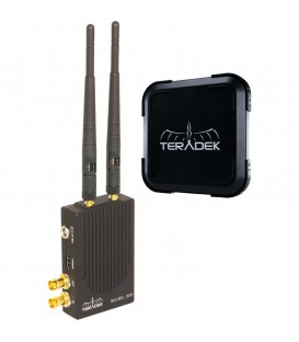 Teradek TER-BOLT-999XT-1V - Bolt XT 3000 Transmitter/Receiver Set + Bolt 10K HD-SDI/HDMI Deluxe Kit V Mount