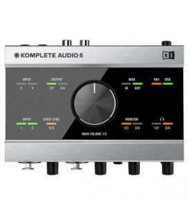 LiveU LU10-IFB-001 - LU2000 - IFB Server - 6 channel premium audio interface