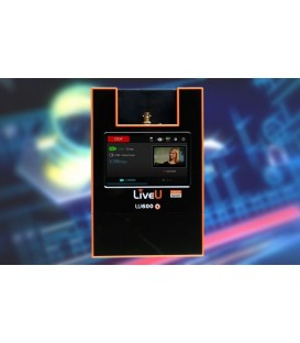 LiveU LU600-DVB-HEVC-4K-SDI - LU600 with HEVC-4K Video Card (SDI only)