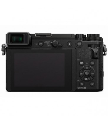 Panasonic DC-GX9HEG-K - Mirrorless Digital Camera with 14-140mm