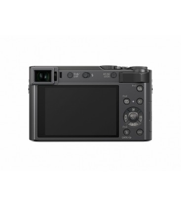 Panasonic DC-TZ202EG-S - Travelzoom Camera, Silver