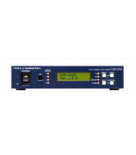 For-A EVM-2650 - VANC multiplexing for two lines of input
