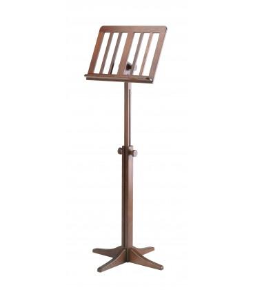 König & Meyer 11611.000.00 - Wooden music stand - walnut