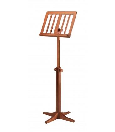 König & Meyer 11617.000.00 - Wooden music stand - cherrywood