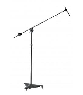 König & Meyer 21430.500.55 - Overhead microphone stand - black