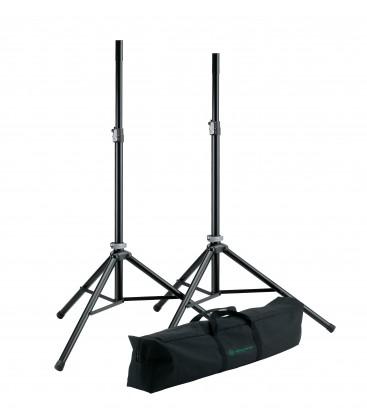 König & Meyer 21449.000.55 - Speaker stand package - black