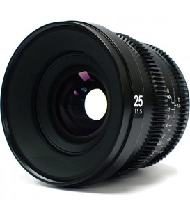 SLR Magic SLR-MP25X - MicroPrime 25mm T1.5 lens in super 35 coverage X mount
