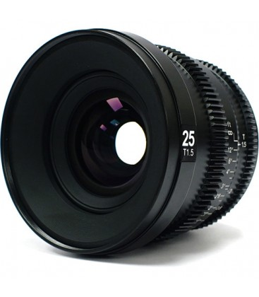 SLR Magic SLR-MP25X - MicroPrime 25mm T1.5 lens in super 35 coverage X mount