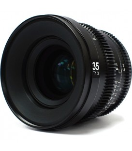 SLR Magic SLR-MP35X - MicroPrime 35mm T1.3 lens in super 35 coverage X mount