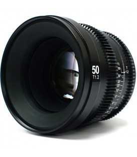 SLR Magic SLR-MP50X - MicroPrime 50mm T1.2 lens in in super 35 coverage X mount