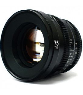 SLR Magic SLR-MP75X - MicroPrime 75mm T1.5 lens in super 35 coverage X mount