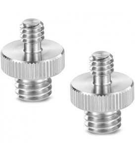 "SmallRig 855 - Double Head Stud with 1/4"" to 3/8"" thread"