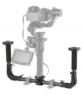 SmallRig 2210 - Dual Handgrip for Handheld Gimbal DJI Ronin S/Zhiyun Crane Series